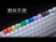 12 keycap PBT, smiling angel f1 to f12 personality function keyboard keycap(China)
