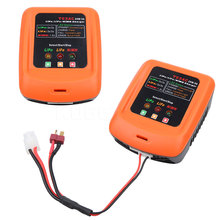 kebidu Newest Best Power TE3AC 25W/3A Professional Balance Charger for 2S 3S LiPo/2S 3S LiFe/1-8S NiMH Battery