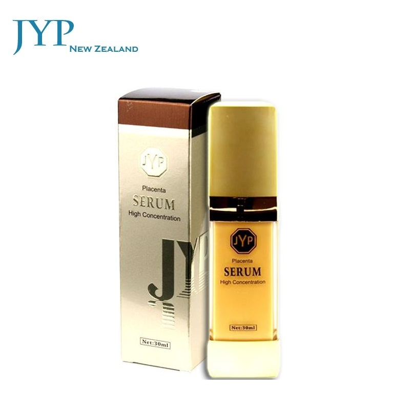 Original NewZealand JYP High Quality Sheep Placenta Serum Reduce age lines &amp; wrinkles Increase skin elasticity for All skin type<br>