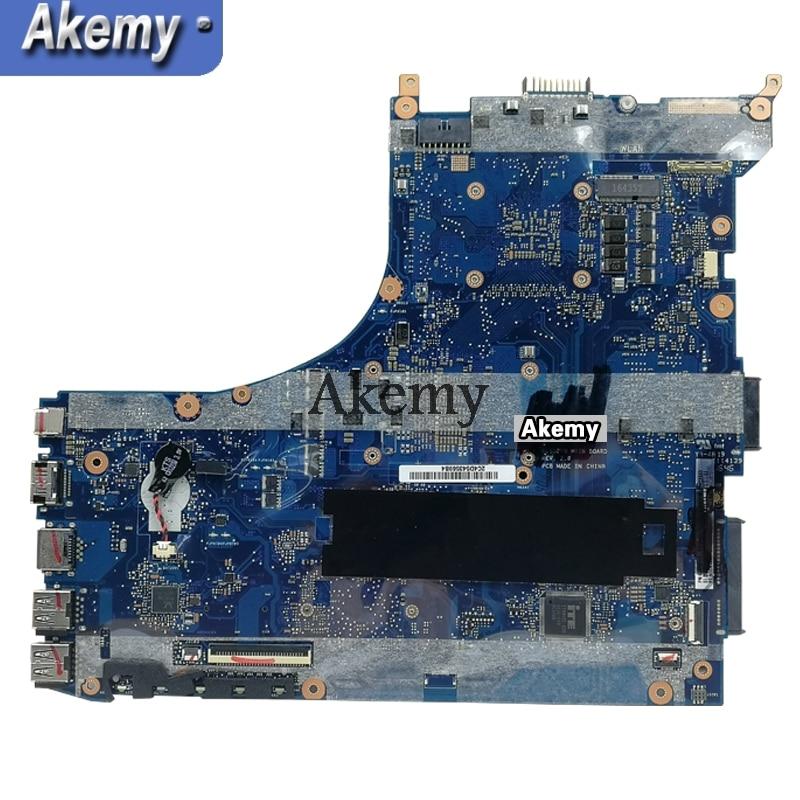 Akemy ROG GL552VW Laptop motherboard for ASUS GL552VW GL552VX GL552V GL552JX Test original mainboard I7-6700HQ GTX960M 30-pin