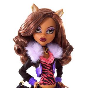 Monster high clawdeen wolf costume wig  Costume Accessory Party wig  Fancy wig<br><br>Aliexpress