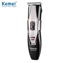 Kemei 2 Hour Quick Charge Hair Clipper Lithium Battery Hair Trimmer Shaver Razor Cordless Clipper 90 Minutes Using Time