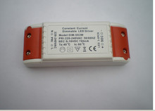15W Floodlight LED Dimmable Driver Dimming Drive Power Supply Input 220V-240V Output 9-19V 700ma 20PCS