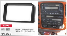 Fit for Lexus LX-470 1998-2002 Toyota LC-100 1998-2003 android 6.0 mp5 1080P car dvd player tape recorder car stereo audio radio