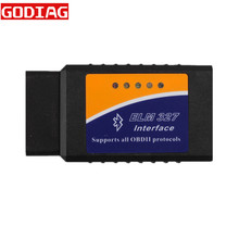 ELM327 V1.5 Software OBD2 CAN-BUS Scanner Tool with Bluetooth ELM327 USB  ELM 327 Bluetooth