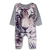 Fashion Baby Boy Clothes Set Long Sleeve Baby Rompers Newborn Cotton Baby Girl Clothing Jumpsuit Infant Clothing 0-24M