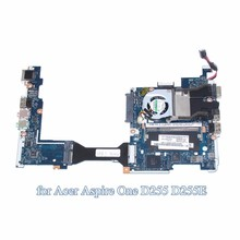 laptop motherboard For acer aspire one D255 D255E Atom N450 1.6GHz mainboard PAV70 LA-6221P MBSDF02001 MB.SDF02.001