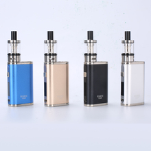 Buy Genuine WHK TC90w E-cigarette Box Mod Vape Starter Kit 0.2/0.5ohm 2ml Tank 2200mah Battery Temperature control Eletronic Vaper for $34.40 in AliExpress store