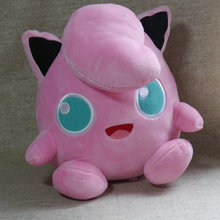 "Super Soft doll Cartoon Movie Plush  9"" 26cm Jigglypuff pink plush stuffed animal"