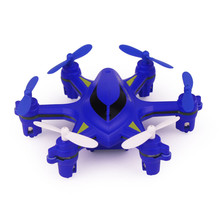 W609-5 Mini Quadcopter, RC 6 Axis Gyro LED Light 6ch  Nano Drone USB charging 3D roll light control Resistant Play gift