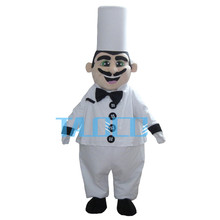 Hot Sale Cook Mascot Costume Adult Size Chef Mascot Costume