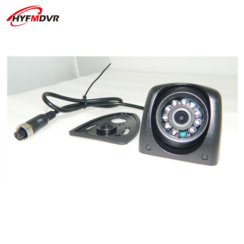 2 inch waterproof metal camera for 1080P/960P/720P resolution CMOS800TVL/420TVL bus / ambulance side mounted probe SONY 600TVL<br>