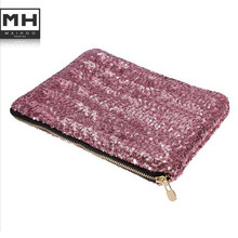 Fashion 2015 Women Glitter Sparkling Sequins Dazzling Clutch Evening Party Bag Handbag Bling Purse casual small bag 81256