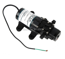 KDP-2106 12V 1.1GPM 5.6bar Quiet Working high pressure Water Pump automatically pressure switch assemblied(China)