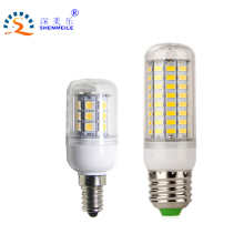 LED Corn Lamp E27 E14 220V 2W 4W 6W SMD 5730 Bulb Chandelier LEDs Candle light Spotlight - SHENMEILE Official Store store