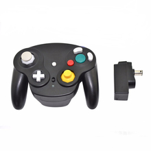 Wireless Controle For Nintendo GC NGC 2.4G Wireless Controller Vibration Joypad Joysticks For Gamecube Gamepad Game Accessories