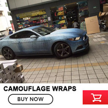 High quality suture Camo Vinyl Car Wrap cowboy Camouflage Film for Car Motocycle Outboard Decal Sticker 1.52*20m/30m(China)