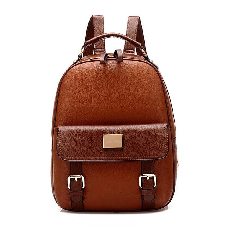 Z77 Fashion Women Backpack Mochila Womens PU Leather Backpacks Waterproof Travel Bag School Bag  Fashion Leisure Shoulder Bags<br><br>Aliexpress