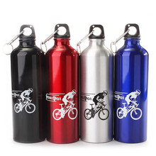 Buy Cycling Water Bottle 750ml Aluminum Alloy Outdoor Bike Bicycle Cycling Sports Drink Jug Water Bottle Cup Portable for $4.65 in AliExpress store