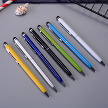 5PCS Multifunction Fine Point Round Thin Tip Touch Screen Pen Capacitive Stylus Pen For Smart Phone Tablet For iPad For iPhone(China)