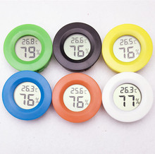 free by DHL FEDEX UPS Mini LCD Digital colorful Temperature Humidity Meter Thermometer Hygrometer