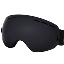 Ski Goggles Double Lens Anti-fog UV 400 Ski Glasses Men Women Skiing Snowboard Skateboard Snow Goggles Ski Mask