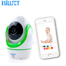 Indoor Web Cam HD Wi-Fi P2P Home Security&Protection Lullaby Video Surveillance Camera PAN Tilt WiFi IP Camera Baby Cam Nanny(China)