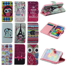 Flip Case for LG G2 Luxury Cute Cartoon Patterned Case For LG G2 G 2 Coqeu Capa fundas for LG G2 Case cover Brand New Case