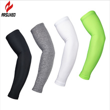 Arm Sleeve Cycling Arm Warmers Summer MTB Bike Bicycle Sleeves Armwarmer UV Protection Cuff Sleeves Ridding Golf Arm Sleeves(China)