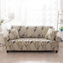 Cheap Universal Sofa cover Stretch Elastic Loveseat Sofa Furniture Cover Living Room single/double/three/four-Seat Slipcover
