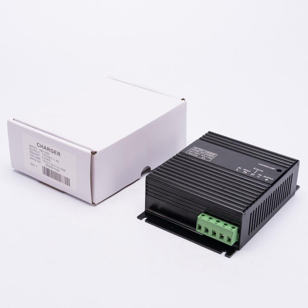 Generator Intelligent Battery Charger 24V 4A  for generator set use<br>