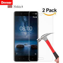 Buy 2 Pack Tempered Glass Screen Protector Moto C Plus G5S Plus Screen Protector Nokia 8 Sony Xperia XZ1 Ultra Clear for $1.85 in AliExpress store