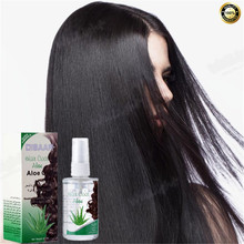 Aloe Essential Oil Hair straightener hair Care Professional Fast Dandruff Control Hair Straightening Essential Oil 60ml Cheapest