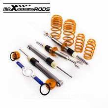 Shock Struts For AUDI A4 B6 B7 (8E) SALOON 2WD / QUATTRO COILOVERS COILOVER KIT(China)