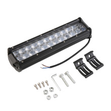 "120W 12"" LED Light Bar Offroad for PHILIPS 4D Led Work Light Bar flood Beam Driving Lamp for 12v 24v Truck SUV ATV 4x4"