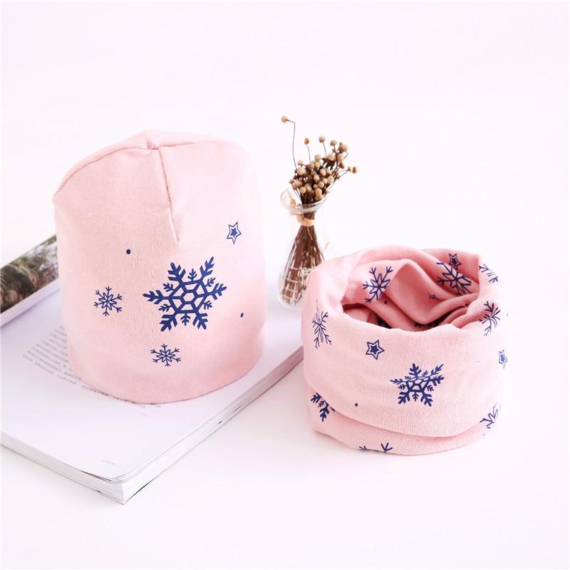 snow pink set