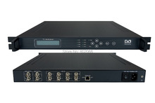 Professional DVB TS multiplexer ASI/TS Multiplexer 8 ASI in ASI out SC-2101(China)
