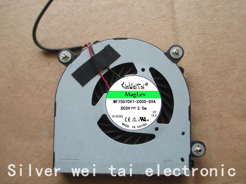 original new laptop colling fan for BS4005HS-U0R 49R-3E14HU-0501 5V 0.5A<br>