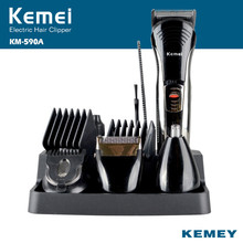 Professional Kemei 70in1Rechargeable Electric Grooming Beard Hair Shaver Men's Razor