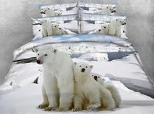 Jf 126 Indah Beruang Kutub Tempat Tidur Untuk Anak Anak Tidur