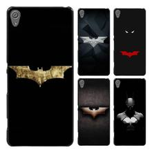 superhero batman Style Case Cover for Sony Ericsson Xperia X XZ XA XA1 M4 Aqua E4 E5 C4 C5 Z1 Z2 Z3 Z4 Z5(China)