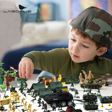 2017 New Army Block Educational Military War Kids Tank Helicopter Model Building Blocks Toy Best Gift - lagopus Store store