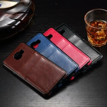 Buy Luxury Leather Protector Case Card slot Back Cover Samsung Galaxy A3 A5 A7 2016 A310 A510 A710 Phone Cases Fundas Coque for $4.49 in AliExpress store