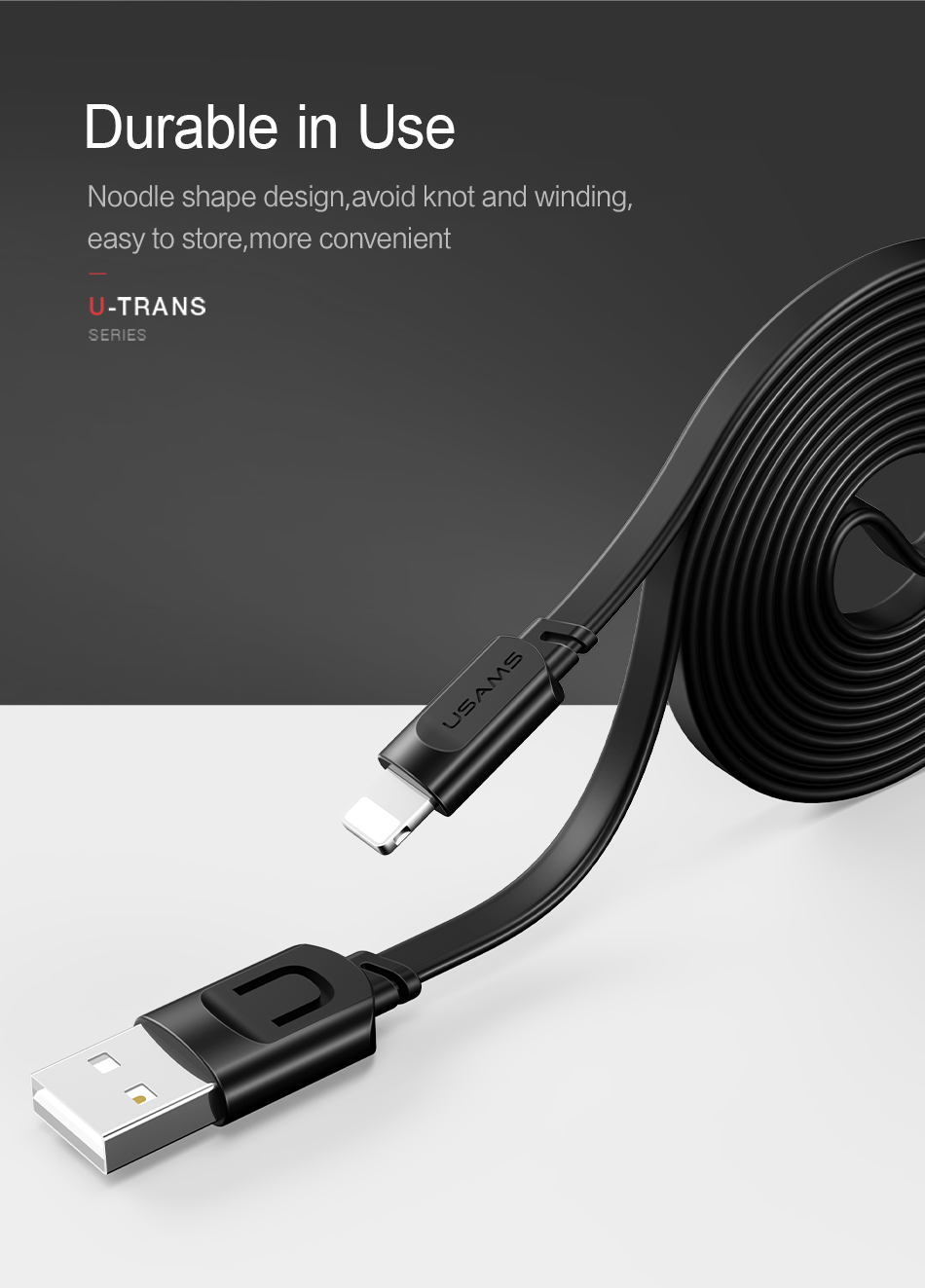 IPHONE CABLE LIGHTNING CABLE (5)