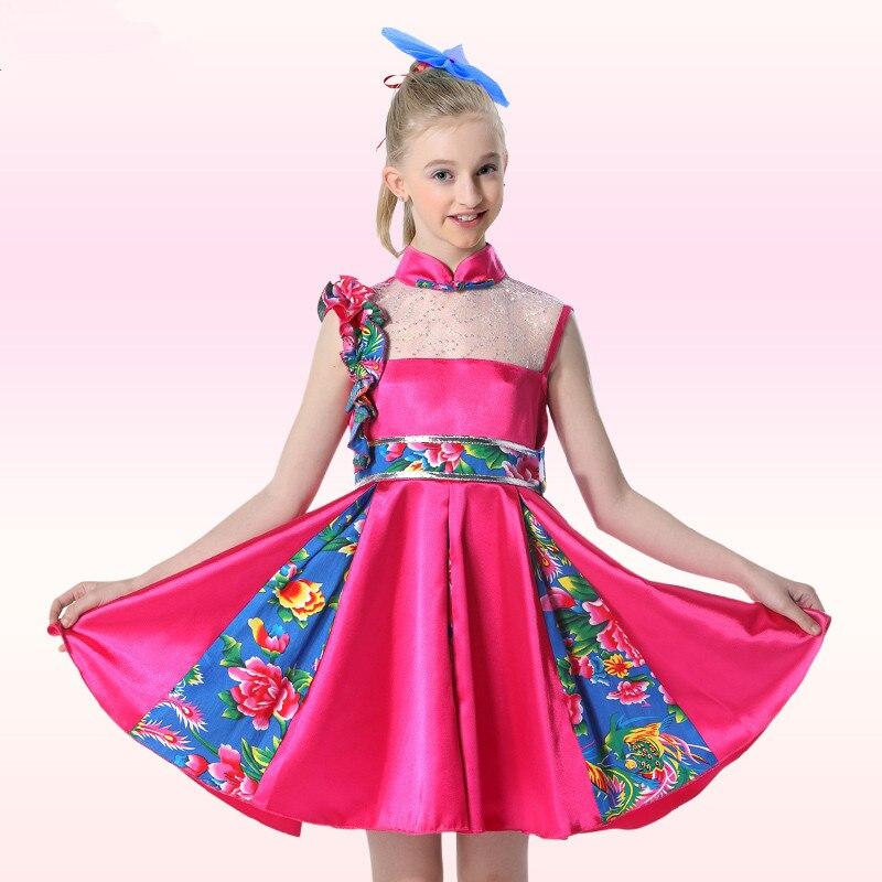 Bridal Designer Gorgeous Exquisite Floral Lace Girls Pageant Princess Dress Romantic First Date Children Sequined Dance Dresses<br><br>Aliexpress