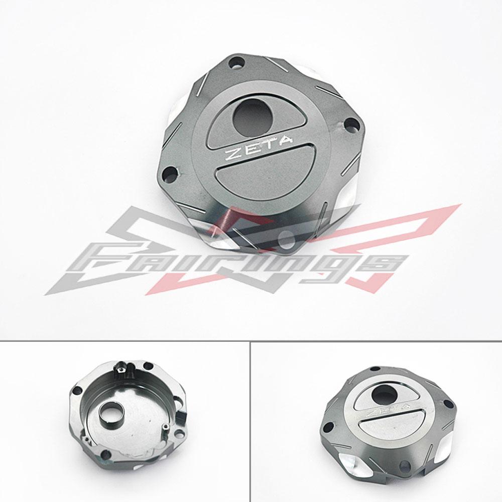 FREE SHIPPING Tank Gas Cap Fit for Kawasaki KSR110 KLX125 KLX150 KLX250 D-TRACKER SUPER SHERPA<br>