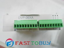 Delta PLC SS series Analog Module DVP06XA-S 4AI 2AO DC 12-bit RS485 New(China)