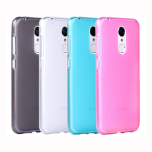 Factory Outlet Soft Case For Lenovo K6 / Lenovo K6 NOTE K6NOTE LIANXIANG Shell Cover TPU Protector Drop Helper Housing