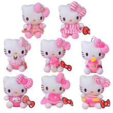 Soft Plush Girl Doll Gift, Vairous Hello Kitty Stuffed Plush Toy Free Shipping