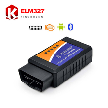 ELM 327 V2.1 Interface Works On Android Torque 2015 3 Years Warranty  Elm327 Bluetooth OBD2/OBD II Car Diagnostic Scanner